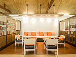 Library / Katathani Phuket Beach Resort, หาดกะตะ