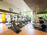 Fitness Gym : Katathani Phuket Beach Resort, Kata Beach, Phuket