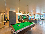 Snooker/Billiards : Katathani Phuket Beach Resort, Kata Beach, Phuket