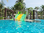 Swimming Pool : Katathani Phuket Beach Resort, Kata Beach, Phuket