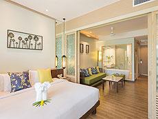 プーケット ビーチフロントのホテル : カタタニ プーケット ビーチ リゾート(1)のお部屋「グランド デラックス(ブリウィング)」