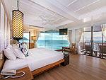 プーケット ビーチフロントのホテル : カタタニ プーケット ビーチ リゾート(Katathani Phuket Beach Resort)の2ベッドルームスイート(タニウィング)ルームの設備 Bedroom
