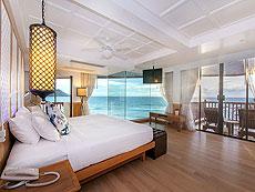 プーケット ビーチフロントのホテル : カタタニ プーケット ビーチ リゾート(1)のお部屋「2ベッドルームスイート(タニウィング)」
