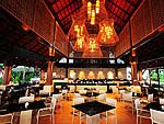 Restaurant / KC Grande Resort & Spa, มีสปา