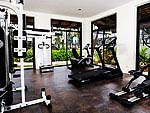 Fitness / KC Grande Resort & Spa, มีสปา