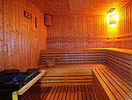 Sauna / KC Grande Resort & Spa, มีสปา