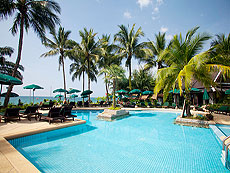 Khaolak Palm Beach Resort, Serviced Villa, Phuket