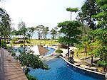 Swimming Pool : Khaolak Merlin Resort, Khaolak, Phuket
