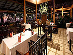Veranda Beachside Restaurant / Khaolak Merlin Resort, มองเห็นวิวทะเล