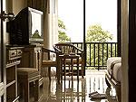 プーケット 会議室ありのホテル : カオ ラック モヒン タラ ホテル(Khaolak Mohin Tara Hotel)のスーペリアルームの設備 Bedroom