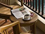 プーケット カオラックのホテル : カオ ラック モヒン タラ ホテル(Khaolak Mohin Tara Hotel)のスーペリアルームの設備 Balcony