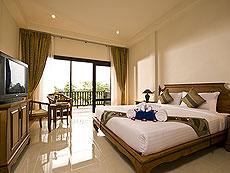 プーケット 会議室ありのホテル : カオ ラック モヒン タラ ホテル(1)のお部屋「スーペリア」