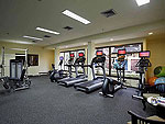 Fitness / Centara Seaview Resort Khao Lak, เขาหลัก