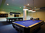 Snooker/Billiards : Centara Seaview Resort Khao Lak, Pool Villa, Phuket