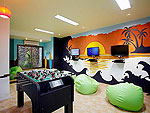 Game Room : Centara Seaview Resort Khao Lak, Pool Villa, Phuket