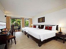 プーケット ビーチフロントのホテル : センタラ シービュー リゾート カオ ラック(1)のお部屋「デラックス」