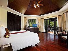 プーケット ビーチフロントのホテル : センタラ シービュー リゾート カオ ラック(1)のお部屋「デラックス ヴィラ」