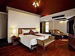 プーケット ビーチフロントのホテル : センタラ シービュー リゾート カオ ラック(Centara Seaview Resort Khao Lak)のビーチウィング デラックス プール ビラルームの設備 Room view