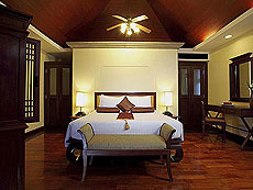 プーケット ビーチフロントのホテル : センタラ シービュー リゾート カオ ラック(1)のお部屋「ラグジュアリー プール ヴィラ」