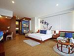プーケット ビーチフロントのホテル : センタラ シービュー リゾート カオ ラック(Centara Seaview Resort Khao Lak)のファミリー レジデンスルームの設備 Room view