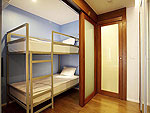 プーケット ヴィラコテージのホテル : センタラ シービュー リゾート カオ ラック(Centara Seaview Resort Khao Lak)のファミリー レジデンスルームの設備 Room view