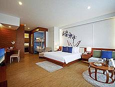プーケット ヴィラコテージのホテル : センタラ シービュー リゾート カオ ラック(1)のお部屋「ファミリー レジデンス」