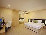 プーケット ヴィラコテージのホテル : センタラ シービュー リゾート カオ ラック(Centara Seaview Resort Khao Lak)のデラックス 2ベッドルーム ファミリー レジデンスルームの設備 Room view