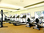 Fitness : The Grand Southsea Khaolak Beach Resort, Khaolak, Phuket