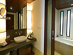 Bath Room : Grand Pool Villa at The Grand Southsea Khaolak Beach Resort, Pool Villa, Phuket
