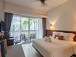 Bedroom : Deluxe Pool Villa at The Grand Southsea Khaolak Beach Resort, Pool Villa, Phuket