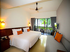 Deluxe Pool Villa : The Grand Southsea Khaolak Beach Resort, Pool Villa, Phuket