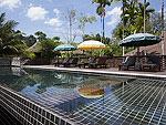 Swimming Pool #1 : Khao Lak Wanaburee Resort, Serviced Villa, Phuket