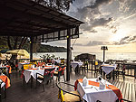 Restaurant : Khao Lak Wanaburee Resort, Serviced Villa, Phuket