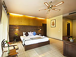 プーケット カップル&ハネムーンのホテル : カオ ラック ワナブリー リゾート(Khao Lak Wanaburee Resort)のエステート デラックスルームの設備 Room View