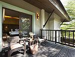 プーケット ビーチフロントのホテル : カオ ラック ワナブリー リゾート(Khao Lak Wanaburee Resort)のエステート デラックスルームの設備 Room View
