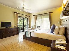 プーケット ビーチフロントのホテル : カオ ラック ワナブリー リゾート(1)のお部屋「エステート デラックス」