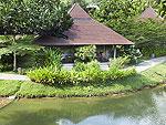 プーケット ビーチフロントのホテル : カオ ラック ワナブリー リゾート(Khao Lak Wanaburee Resort)のマノア ヴィラ シービュールームの設備 Room View