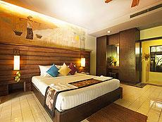 プーケット カップル&ハネムーンのホテル : カオ ラック ワナブリー リゾート(1)のお部屋「マノア ヴィラ シービュー」