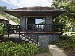 プーケット カップル&ハネムーンのホテル : カオ ラック ワナブリー リゾート(Khao Lak Wanaburee Resort)のランデブー ビーチフロントルームの設備 Room View