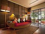プーケット ビーチフロントのホテル : カオ ラック ワナブリー リゾート(Khao Lak Wanaburee Resort)のカジュアリナス スイート ビーチフロントルームの設備 Room View