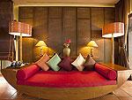 プーケット カップル&ハネムーンのホテル : カオ ラック ワナブリー リゾート(Khao Lak Wanaburee Resort)のカジュアリナス スイート ビーチフロントルームの設備 Room View