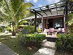 プーケット ビーチフロントのホテル : カオ ラック ワナブリー リゾート(Khao Lak Wanaburee Resort)のカジュアリナス スイート ビーチフロントルームの設備 Exterior