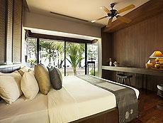 プーケット カップル&ハネムーンのホテル : カオ ラック ワナブリー リゾート(1)のお部屋「カジュアリナス スイート ビーチフロント」