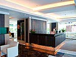 Reception / Kingston Suites, สุขุมวิท