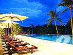 Pool side : Kirikayan Luxury Pool Villas & Spa, 2 Bedrooms, Phuket