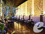 Restaurant / Kirikayan Luxury Pool Villas & Spa, หาดแม่น้ำ