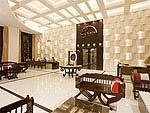 パタヤ ビーチフロントのホテル : カチャ リゾート&スパ コ チャーン 「Lobby」