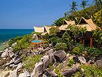 Exterior : Koh Tao Cabana, Beach Front, Phuket