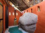 サムイ島 タオ島のホテル : コ タオ カバナ(Koh Tao Cabana)のホワイトサンド ヴィラ ビーチフロント スイート Jug Laeルームの設備 Bath Room