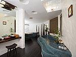 サムイ島 タオ島のホテル : コ タオ カバナ(Koh Tao Cabana)のホワイトサンド ヴィラ オーシャンビュー スイート Chum-Pooルームの設備 Bathroom